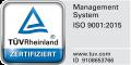 Logo_ISO 9001_TÜV Rheinland