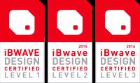Logos-iBwave-certification